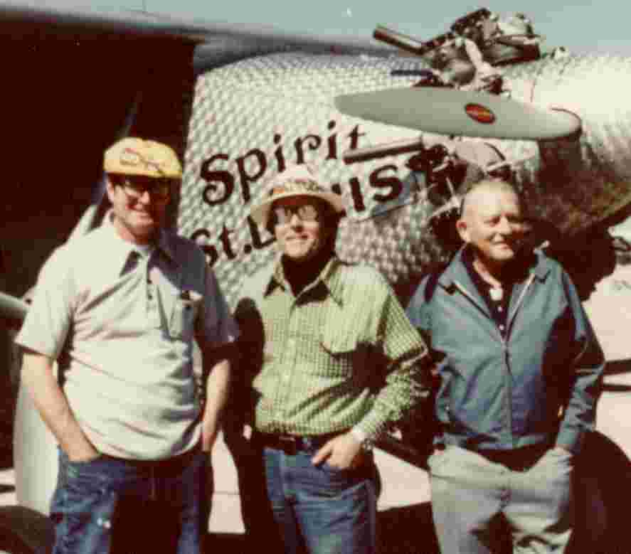 """Curt and I decided to call the Aeronca 'The Splo Bird' on account of all the little beer glitches."""